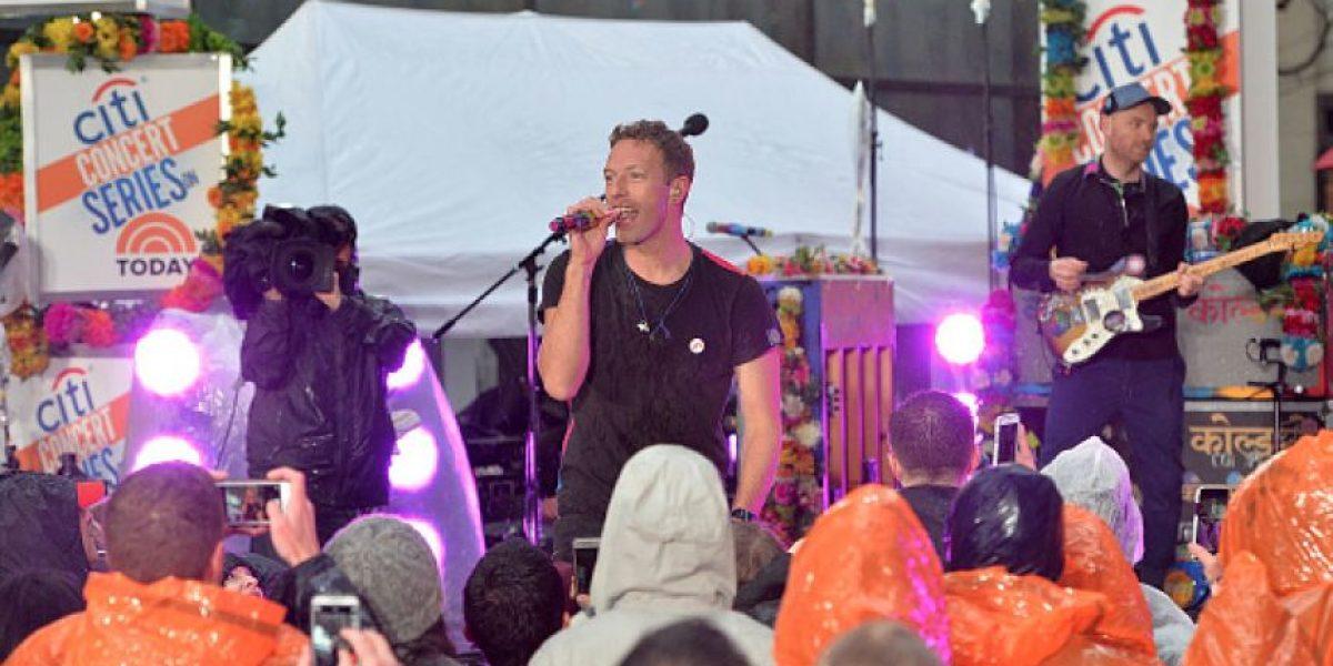 Todo lo que tiene que saber del concierto de Coldplay en Bogotá
