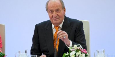 Y sus familiares, como es el caso de Pilar Borbón, hermana del Rey Juan Carlos de España y tía del actual rey Felipe VI Foto:Getty Images