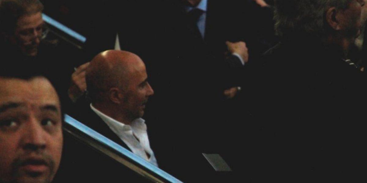 ¿Qué hacía Jorge Sampaoli en Barcelona durante el Clásico?