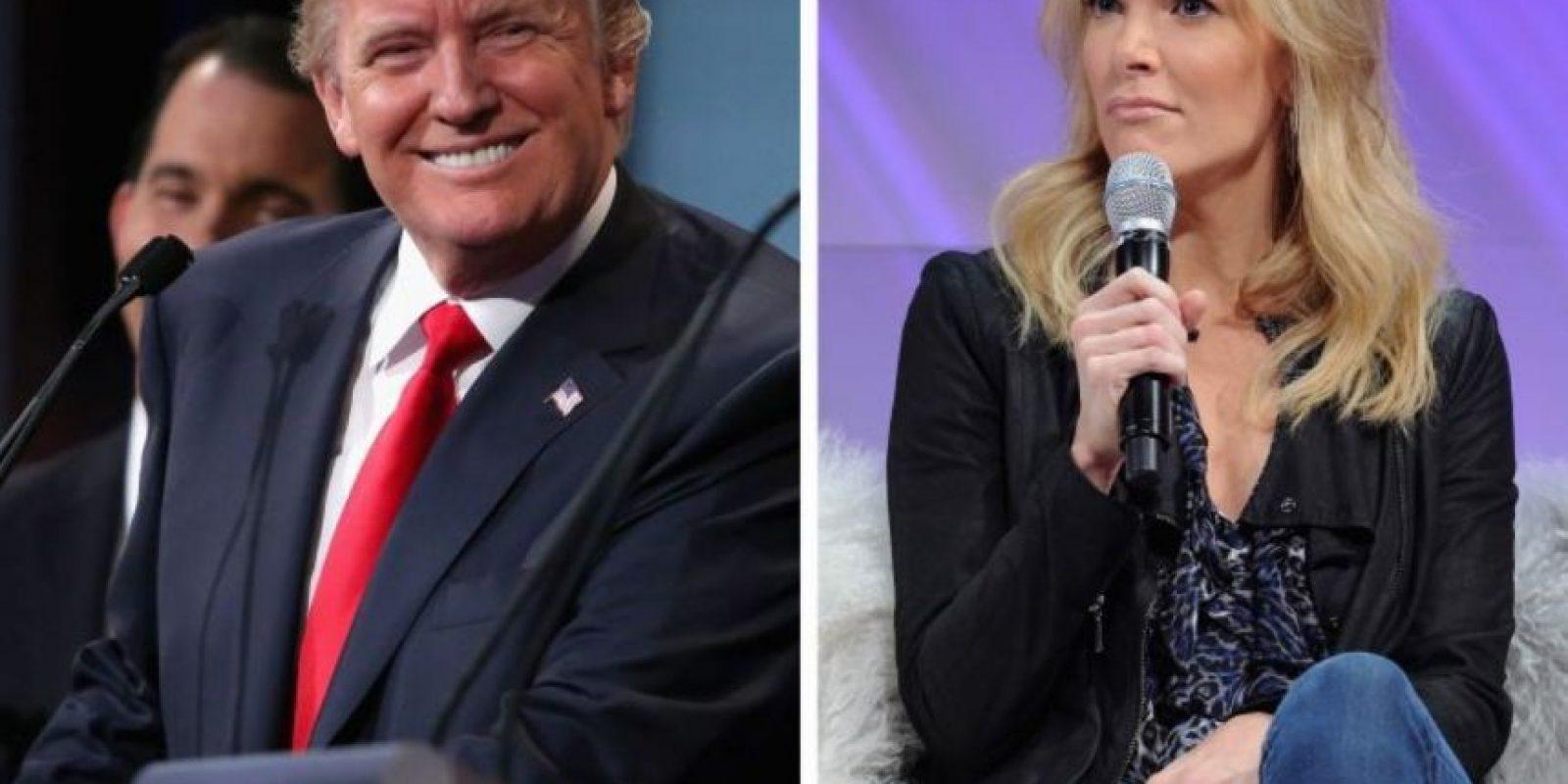4. Las mujeres. Distintas mujeres dentro y fuera de la política han sido agredidas verbalmente por Trump, muchos de los comentarios respecto al físico Foto:Getty Images
