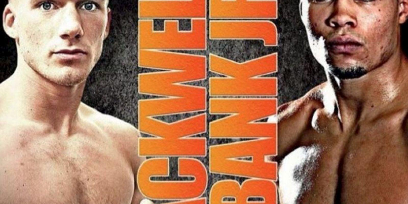 """La pelea se había """"calentado"""" días antes de que subieran al ring Foto:Facebook"""