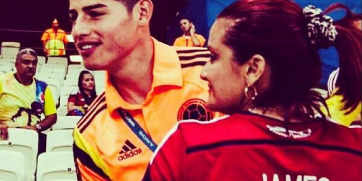 La mamá de James y sus opiniones sobre los favoritos de Zidane