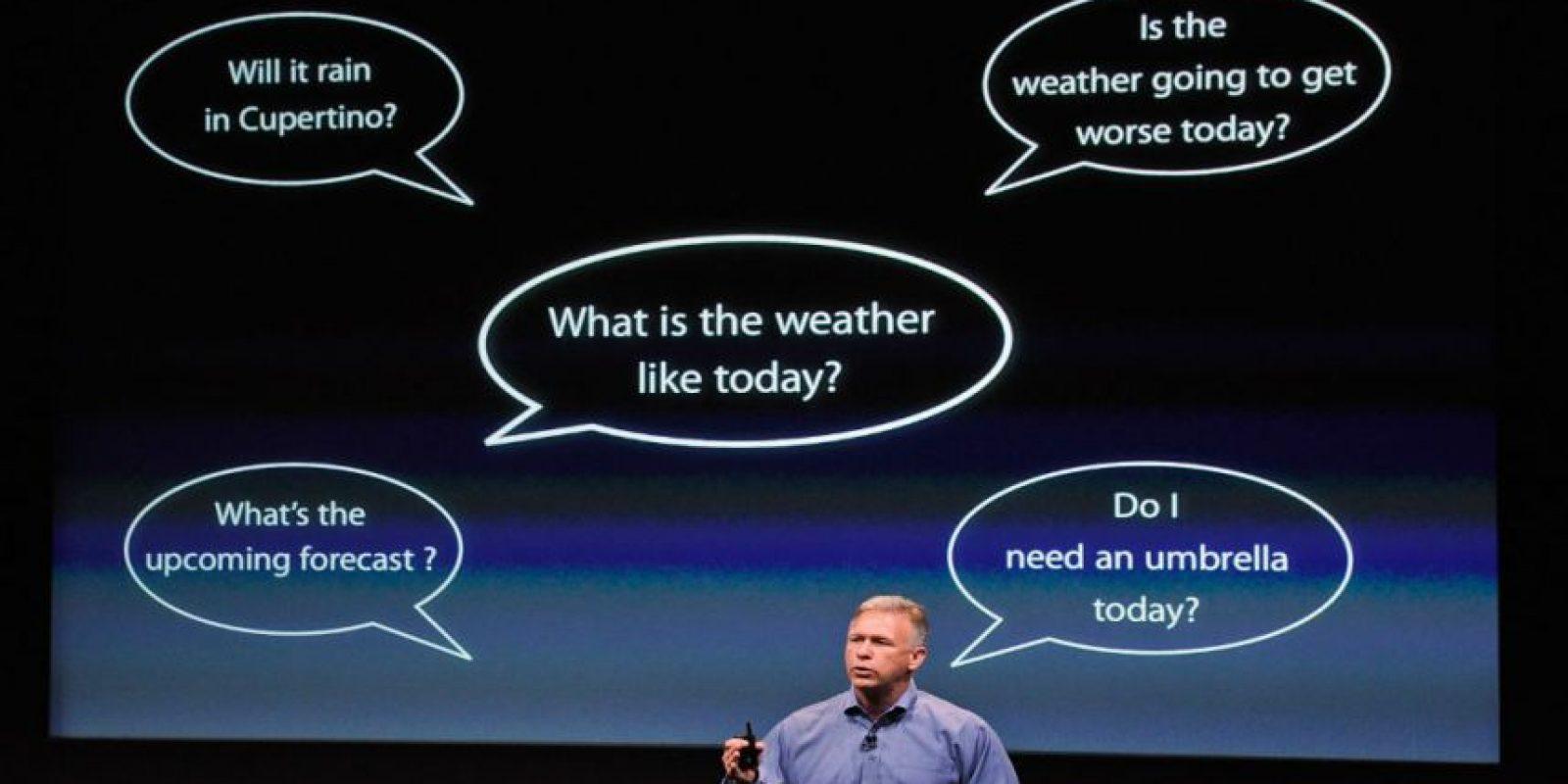 Kittlaus abandonó Apple en 2012. Foto:Getty Images