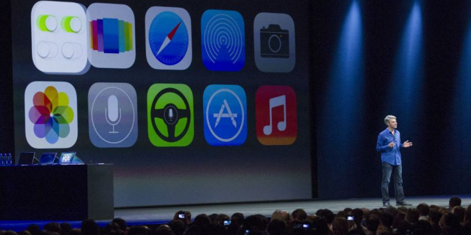 El primer error que apareció con iOS 9.3 fue el de activación, principalmente en iPads. Foto:Getty Images