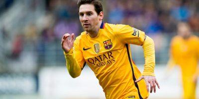 3. En cinco ocasiones ha sido el máximo goleador de la Champions League, el mejor torneo de clubes del mundo Foto:Getty Images