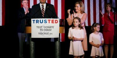 El senador Ted Cruz tiene 463. Foto:Getty Images