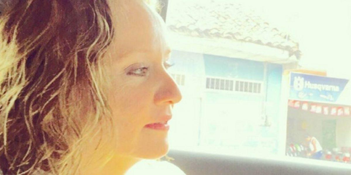 Katrin Nyfeler, la mujer que le robó el corazón a Alejandra Borrero