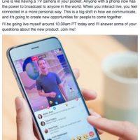 Mark Zuckerberg responderá preguntas en vivo. Foto:Facebook/Mark Zuckerberg