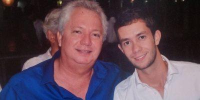 Su padre, Luis Javier Rojas Alarcón, es un reconocido empresario, finquero y líder político de Neiva Foto:Tomada de www.facebook.com/luisjavier.rojasalarcon