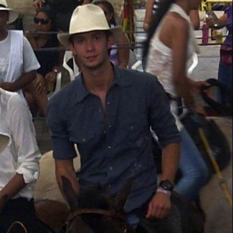 Rojas Morera es propietario de caballos de paso fino, afición que heredó de su padre Foto:Tomada de www.facebook.com/javier.rojas.5458498/