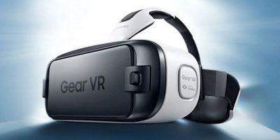 Los Gear VR son los lentes de realidad virtual de Samsung. Foto:Samsung