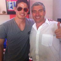 Nelson Varela le dio vida a Gomelina, quien parodiaba los productos ofrecidos por la recordada Televentas. Foto:https://twitter.com/doctorvarela