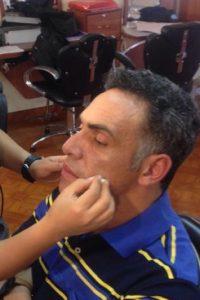 El reportero Olinto Manjarres fue interpretado por José Manuel Ospina. El humorista, además, también le dio vida a 'Los Argentinos' y a Don Cachaquiano, Ludovico y Uldarico. Foto:https://www.instagram.com/josemanuelhumor/