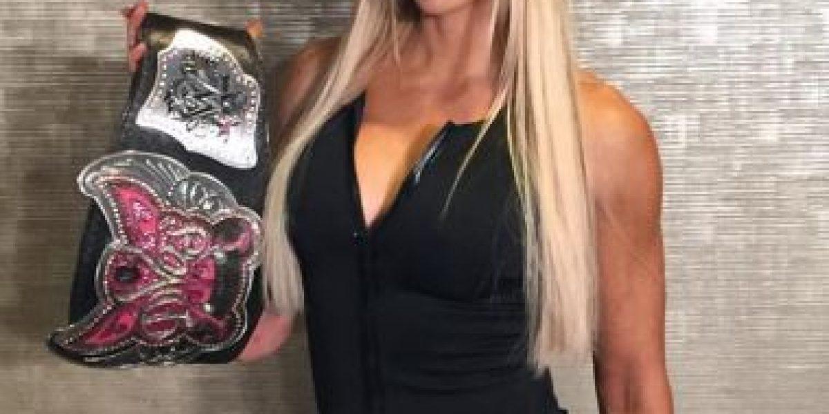 Este es el nombre real de Charlotte, la Campeona Femenina de WWE