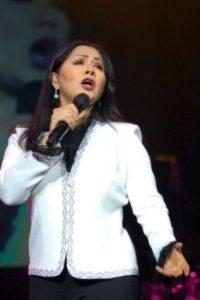La cantante tiene 31 años de trayectoria Foto:Getty Images