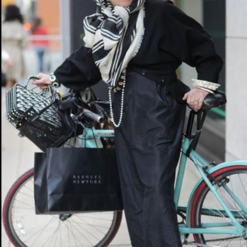 Ari Seth Cohen retrata damas neoyorquinas con estilo. Foto:vía AdvancedStyle