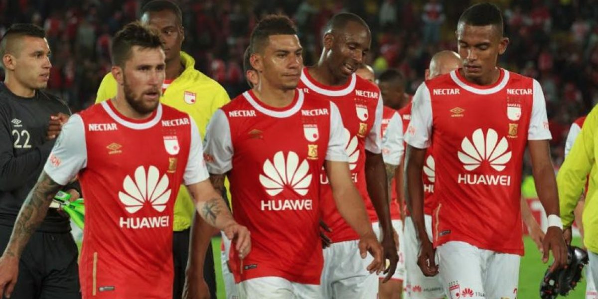 Copa Libertadores: Santa Fe empató con Corinthians y se complica