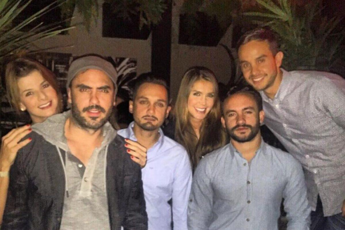 Foto:Instagram carolinacruzosorio