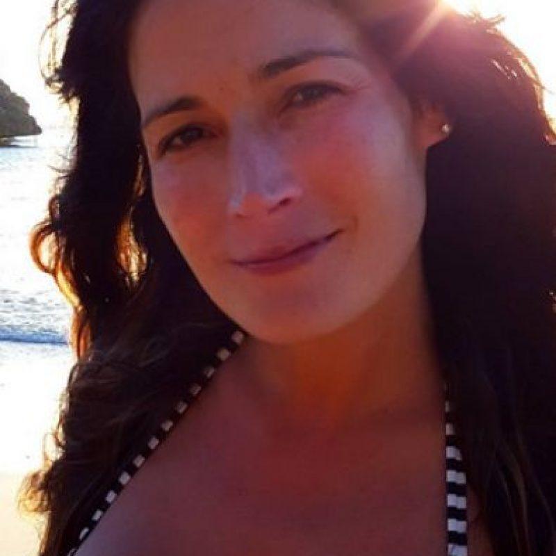 La actriz Kathy Sáenz tiene 44 años. Foto:https://www.instagram.com/kathysaenzh/