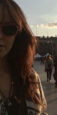 La actriz Carolina Gómez tiene 42 años. Foto:https://www.instagram.com/carogomezfilm/