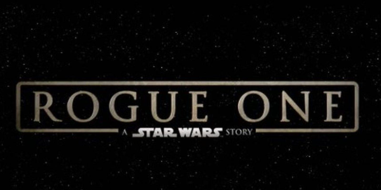 El primer avance del spin off de la saga Foto:Star Wars