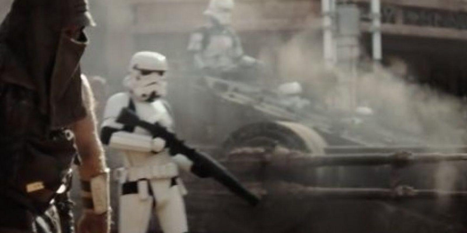 Dirigido por Gareth Edwards Foto:Star Wars