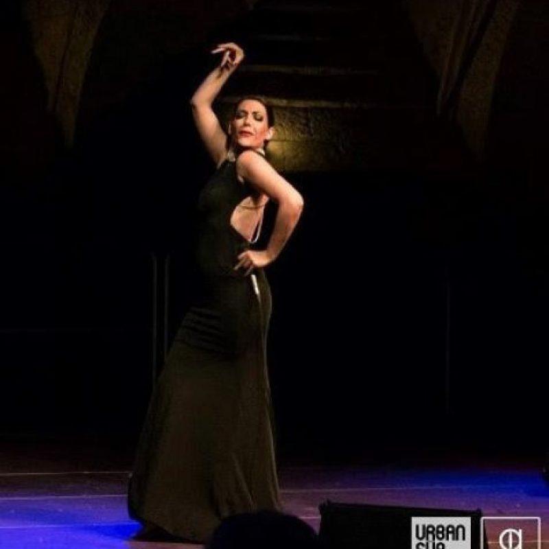 Concierto Flamenco, Trinidad Montero, conocida como La Trini, interpretará canciones populares de Federico García Lorca. Foto:Tomada de Facebook CasaTeatro El Poblado