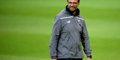 Jürgen Klopp, actual DT del Liverpool, se mide a su exequipo Foto:Getty Images