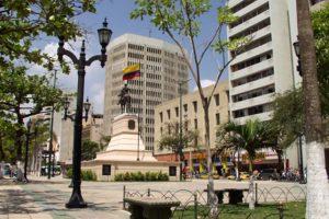 Paseo Bolívar Foto:Alcaldía de Barranquilla