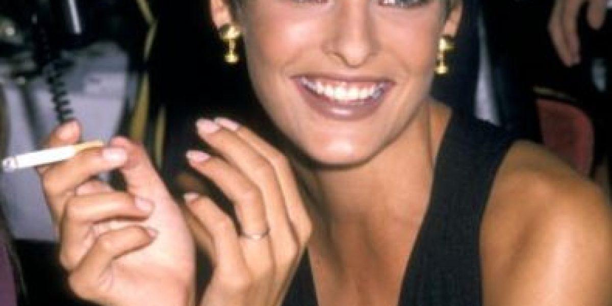 Supermodelo Linda Evangelista engordó y se ve irreconocible
