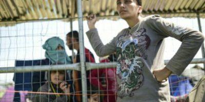 Refugiados Foto:AFP