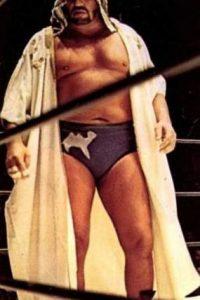 The Sheik. Uno de los creadores de la lucha hardcore. Murió en 2003, cuatro años antes de entrar al Salón de la Fama Foto:WWE