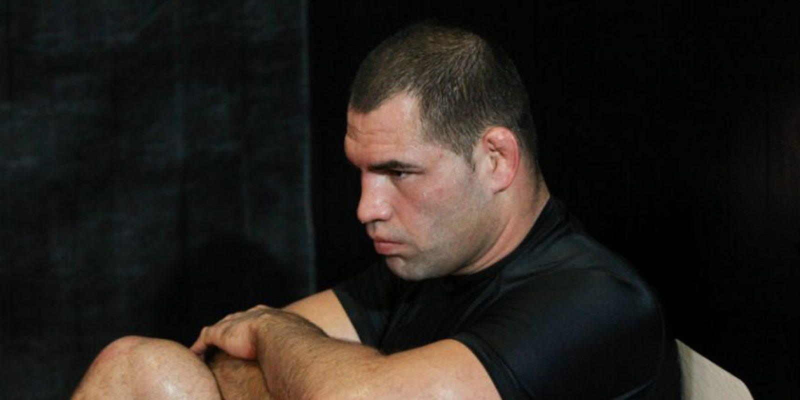 Caín Velásquez Foto:Getty Images