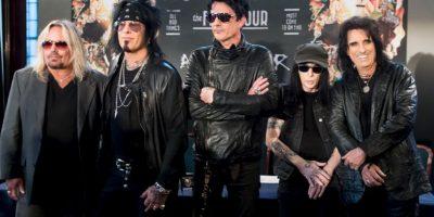 Neil fue detenido en 2010 en Las Vegas. Foto:Getty Images