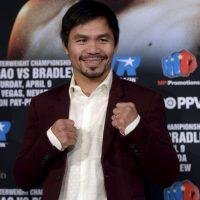 Pacquiao ha mencionado que se quiere dedicar a su carrera política Foto:Getty Images