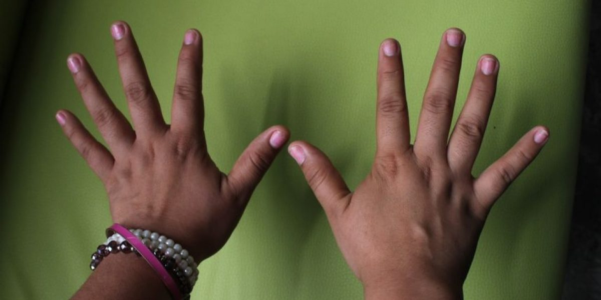 Estos masajes en sus manos podrían mejorar su salud