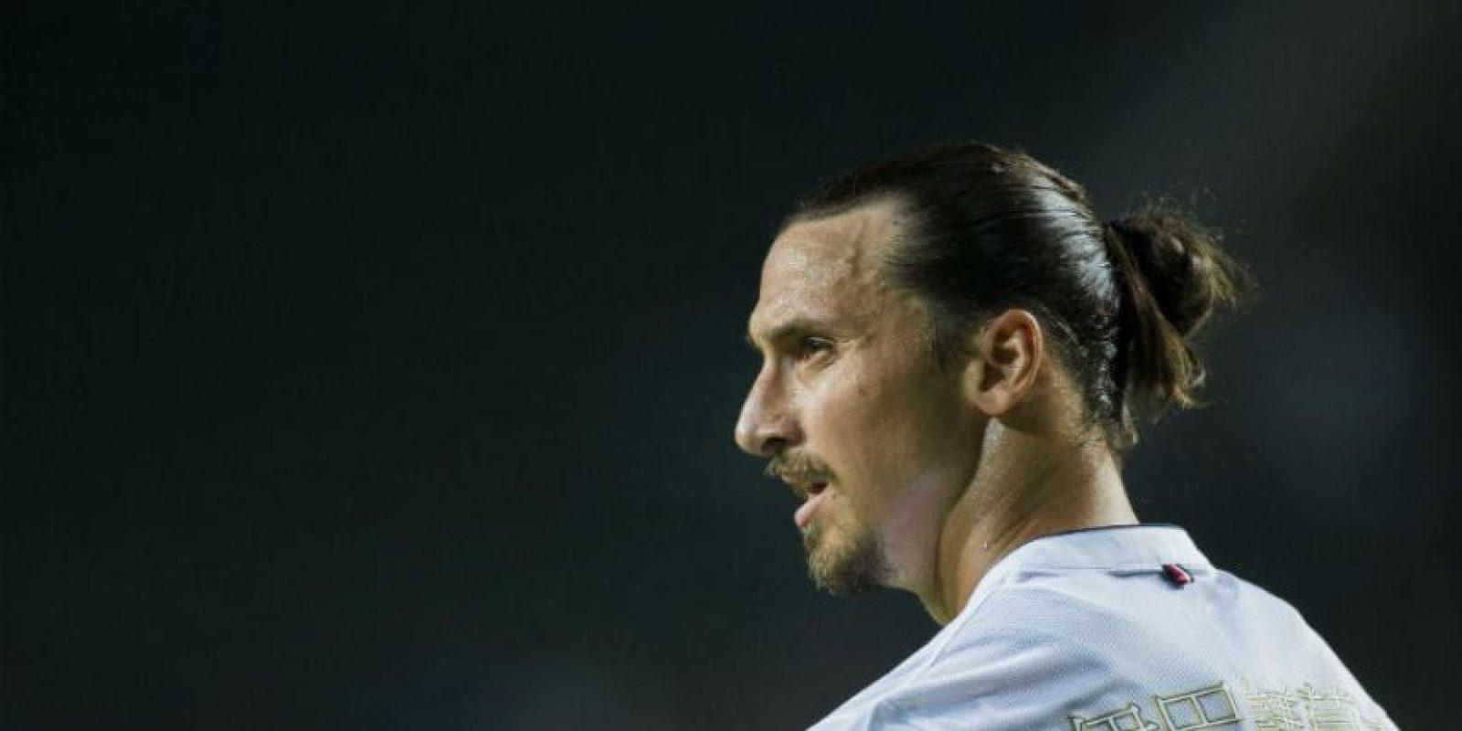 Zlatan Ibrahimović Foto:Getty Images