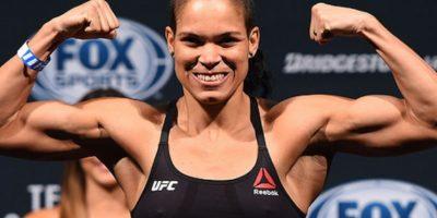 Defenderá el Campeonato Femenino de Peso Gallo ante Amanda Nunez Foto:Getty Images