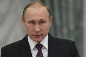 Por su parte el presidente ruso Vladimir Putin acusa de la filtración de los documentos a Estados Unidos. Foto:AFP