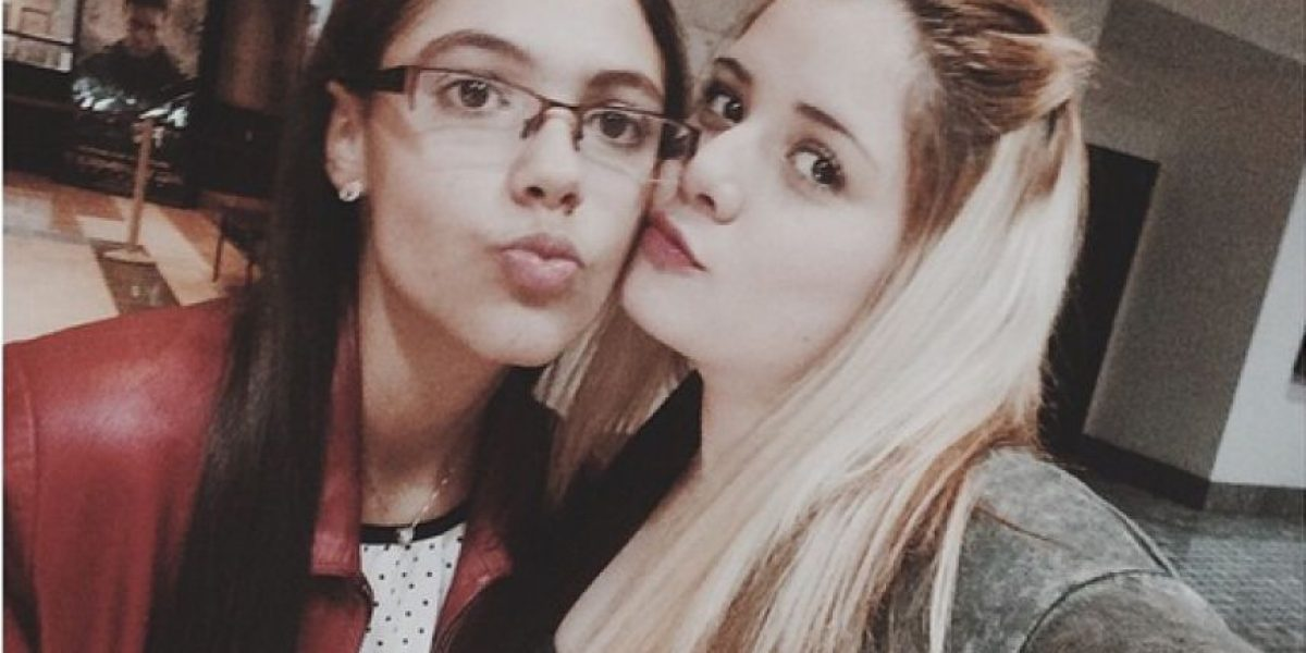 Flecharon el corazón de Rafaella Chávez, hija de Marbelle