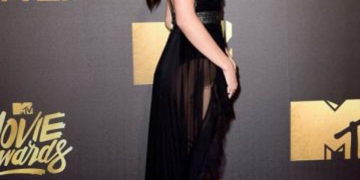 MTV Movie Awards: Los sexies outfits de Kendall, Cara y Gigi