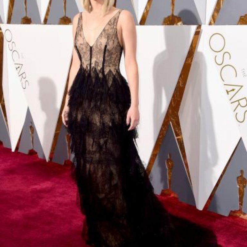 """Jennifer Lawrence por """"Los Juegos del Hambre: Sinsajo 2"""" Foto:Getty Images"""