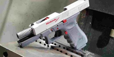 Es una Glock. Foto:Facebook/Precision Syndicate, LLC