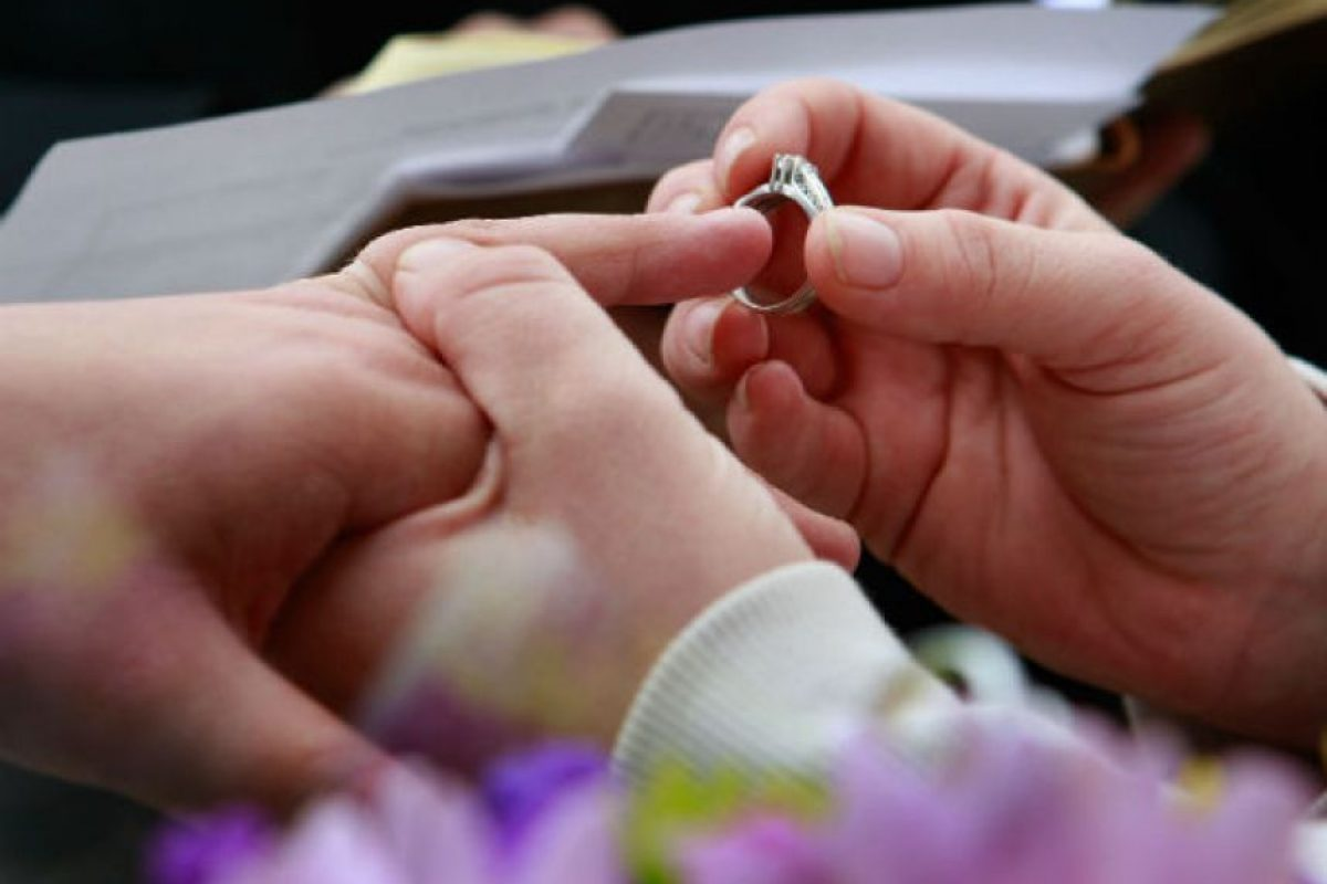 Otras ingeniosas propuestas de matrimonio Foto: Getty Images