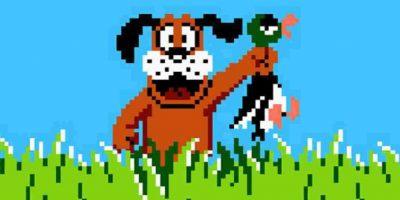 """En dicho juego, tenían que """"cazar"""" patos. Foto:Nintendo"""