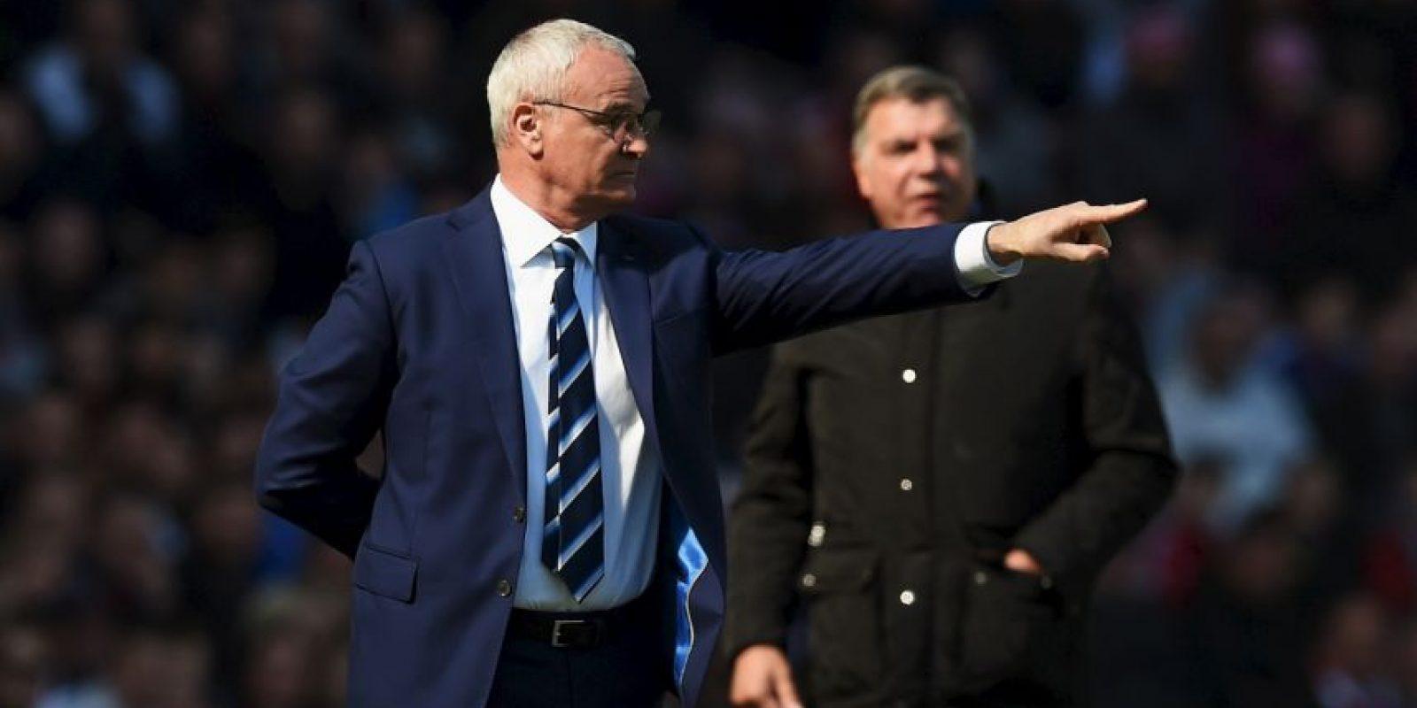 Los pupilos de Claudio Ranieri le sacan siete puntos al escolta Tottenham Foto:Getty Images