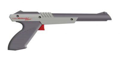 La pistola funcionaba por medio de luz. Foto:Nintendo