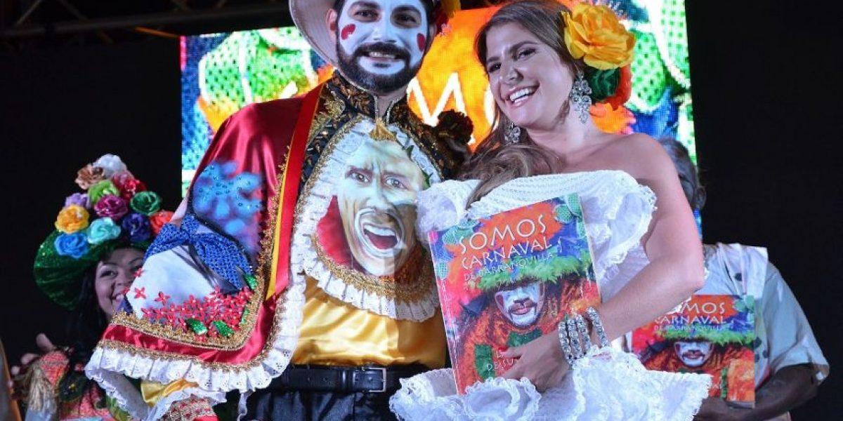 El más reciente libro del Carnaval de Barranquilla se puede descargar por internet