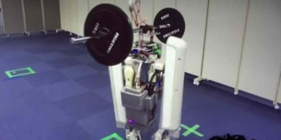 Boston Dynamics fue la octava empresa de robótica que compró Google. Foto:YouTube/mehdi_san