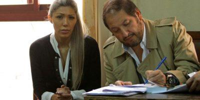 Gabriela Zapata Foto:Archivo EFE